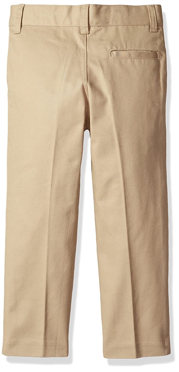 Classroom School Uniforms Boys Flat Front Pant