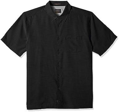 9d1c986ee4a Amazon.com  Quiksilver Men s Centinela 4 Button Down Shirt  Clothing