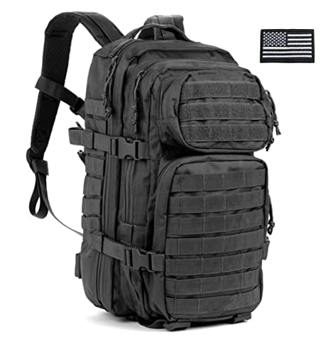 Amazon.com   Survival Knight Black Military Backpack 92235e899ae