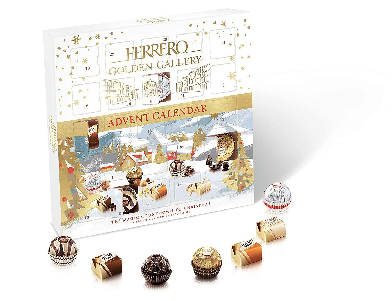 Ferrero Golden Gallery Advent Calendar 230 g