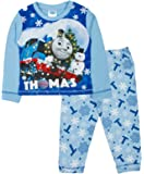 Kid Boys Official Thomas The Tank Engine Trains Long Pyjamas PJ'S Set 2 Piece Long Sleeve Long Pants Size 1 - 4 Years