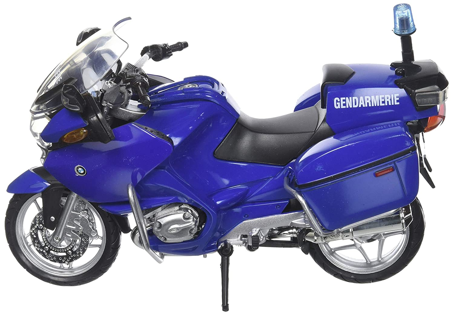 New Ray 43193 BMW R1200 RT-P// Police France Model Motorcycle