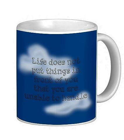 """Producto nuevo """"life no se poner las cosas en cada esquina te hace frente"""