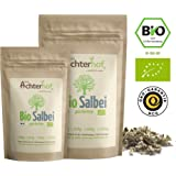 Salbeitee Bio lose (250g) Salbeiblätter getrocknet Salbei Blätter Tee
