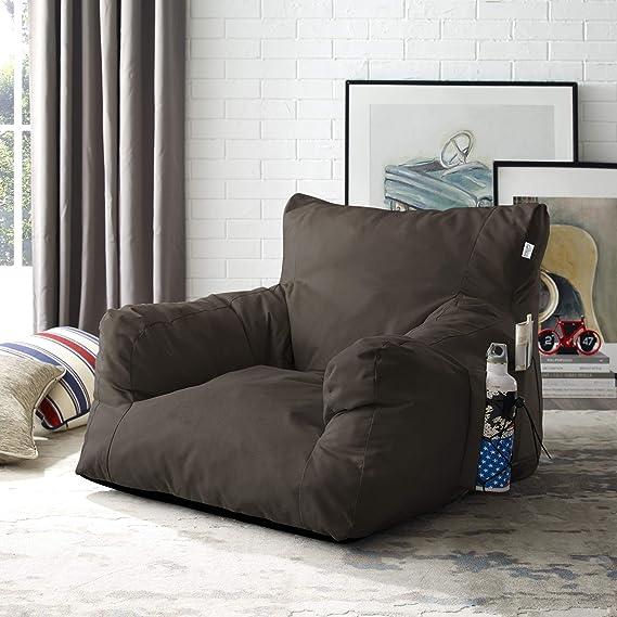 Amazon.com: Loungie - Cómoda silla de brazo de espuma ...