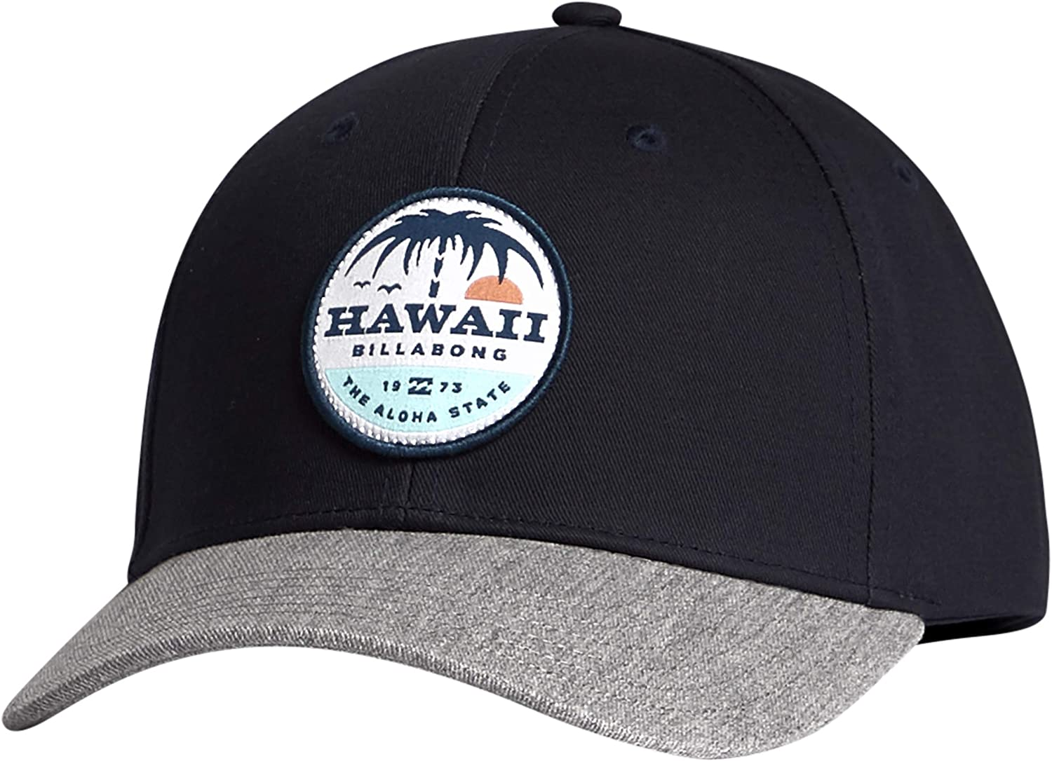 BILLABONG Dreamy Place Snapbac Caps, Hombre, Navy, U: Amazon.es ...