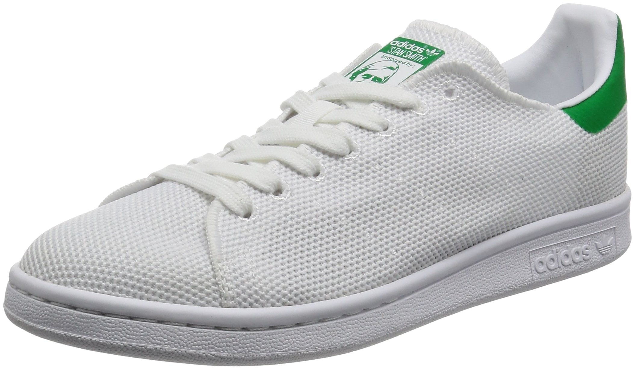 adidas stan smith bianche tela