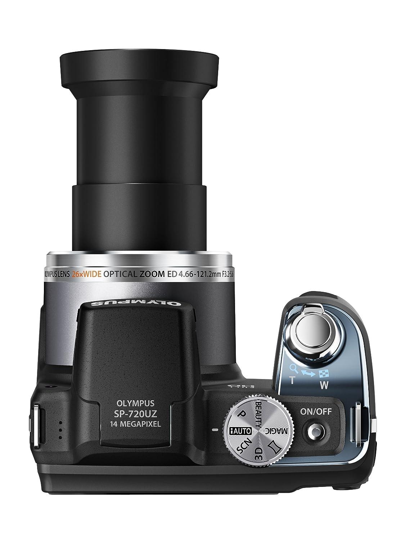 amazon com olympus sp 720uz 14mp 26x opt zoom 3 inch lcd digital rh amazon com Olympus Digital Camera Olympus SP- 810UZ 14MP Digital Camera
