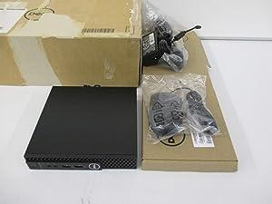 Dell OptiPlex 3070 Desktop Computer - Intel Pentium G5420T - 4GB RAM - 500GB HDD - Micro PC