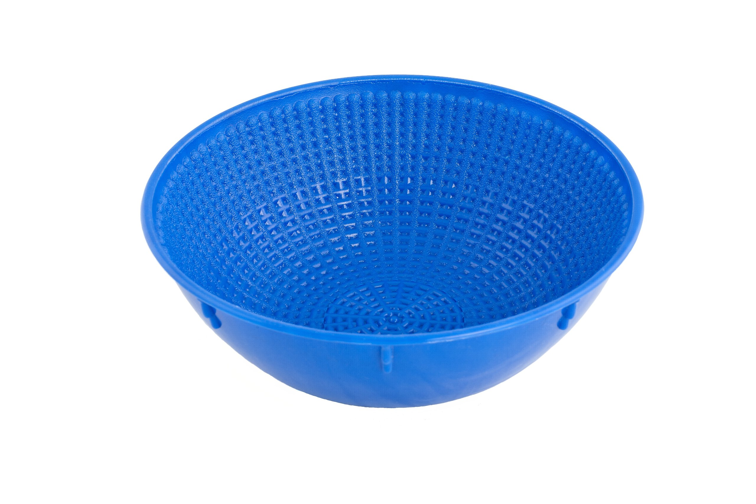Paderno World Cuisine 10-Inch Round Blue Proofing Basket (1.5 Kilo)