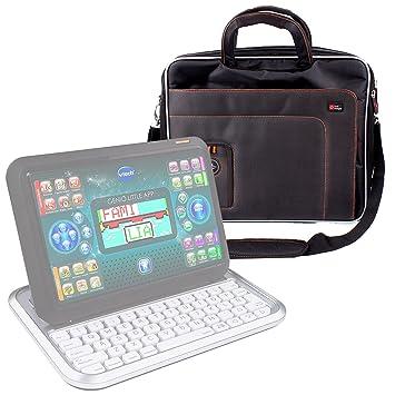 DURAGADGET Maletín Compatible con Ordenador portátil y Tablet Educativo VTech: Amazon.es: Electrónica