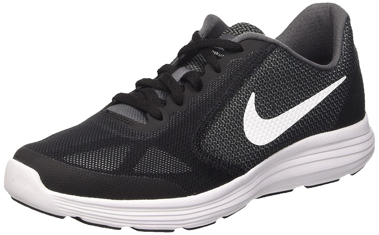 26d6543ce6f1 Nike Boys  Revolution 3 (GS) Running Shoes  Amazon.co.uk  Shoes   Bags