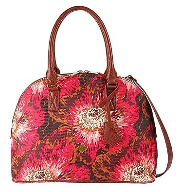 Oilily Winter Flowers S Shoulder Bag Wild Rose II5jnDSB