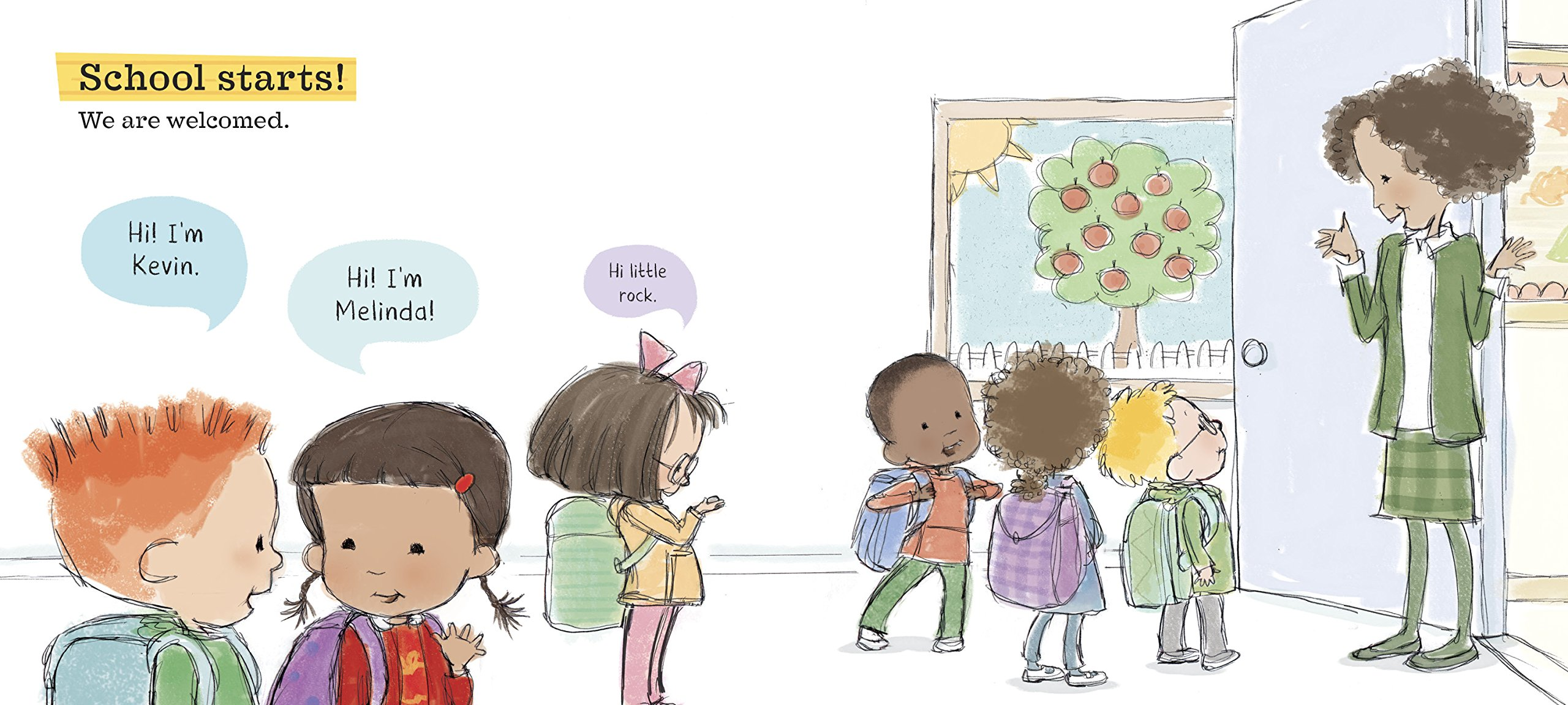 Image result for Hello School, Priscilla Burris