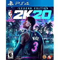 Nba 2k20 Legend Edition Play Station 4 - Complete Edition - PlayStation 4