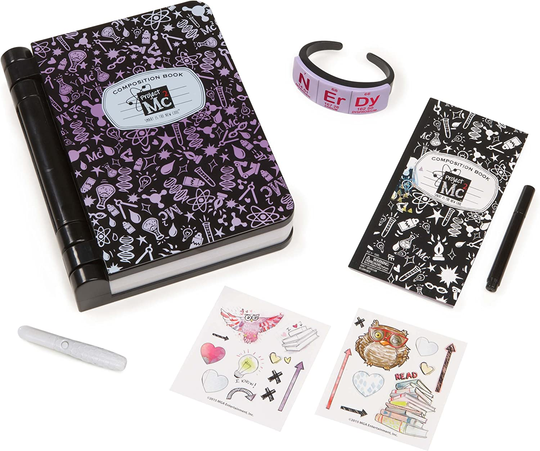 Purple Journal Project Mc2 A.D.I.S.N