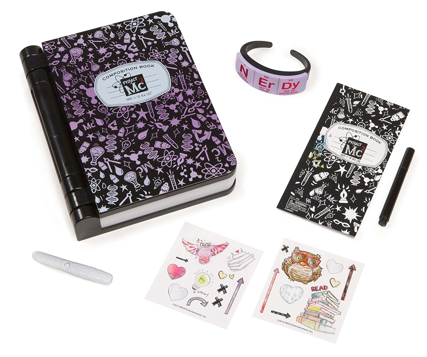 Project Mc² – A.D.I.S.N. Journal – Journal Intime Electronique Version Anglaise MGA Entertainment 529293