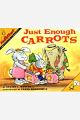 Just Enough Carrots (MathStart 1) Paperback