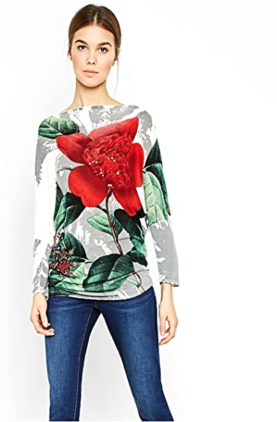 Amazon.com: Desigual Pullover Dream, XS: Clothing