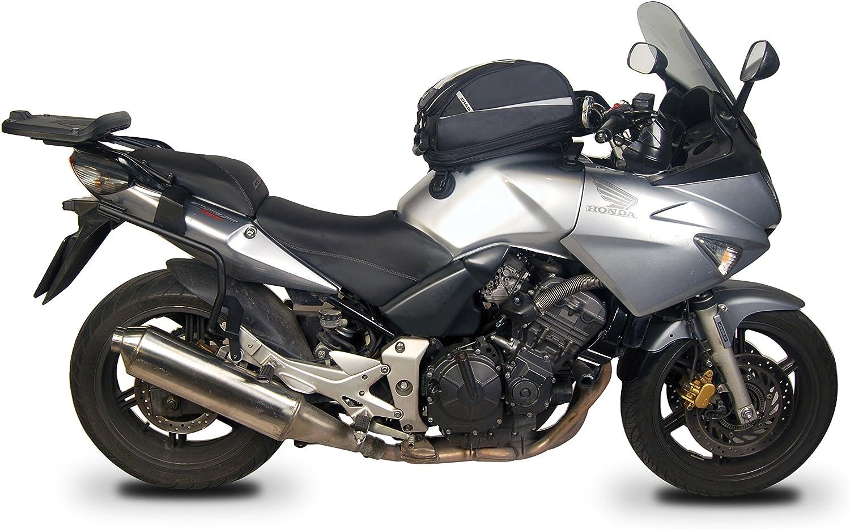 SHAD H0CB64ST Soporte de Baúl para Honda CBF 600 S/N, Negro
