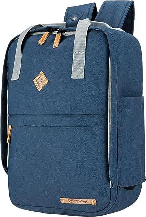 KingCamp Waterproof Laptop Backpack 17.3 inch for Women & Men Casual Daypack Backpack