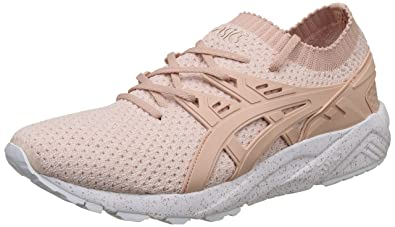 Asics Gel Kayano Trainer Knit maron