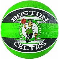 Spalding SZ.7 83-505Z – Balón de baloncesto de los Boston Celtics