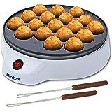 Takoyaki Maker by StarBlue with FREE Takoyaki picks - Easy and Simple to operate electric machine to make Japanese Takoyaki Octopus Ball AC 120V 50/60Hz 650W