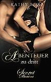 Ein heißes Abenteuer zu Dritt: Band 2: Erotikroman; Erotischer Roman (Secret Desires)