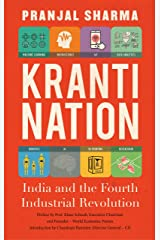 Kranti Nation: India and the Fourth Industrial Revolution Hardcover