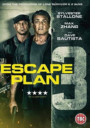 Escape Plan 3 [DVD]: Amazon co uk: DVD & Blu-ray