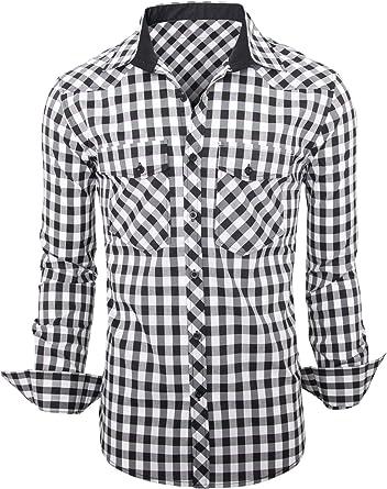 Primer Newfacelook de diseño elegante para hombre de las camisas sport del nuevo camiseta de recogida superior muy fino delgado