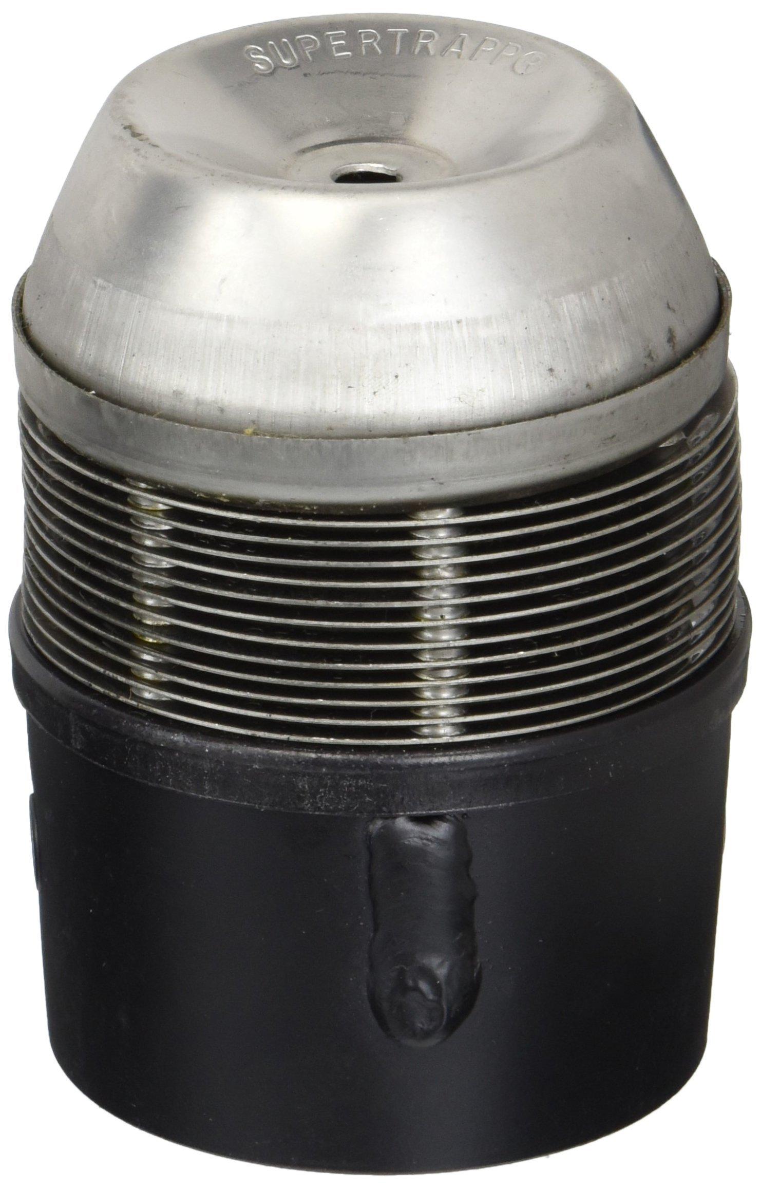 Supertrapp 344-3004 3'' Megaphone Outlet Muffler