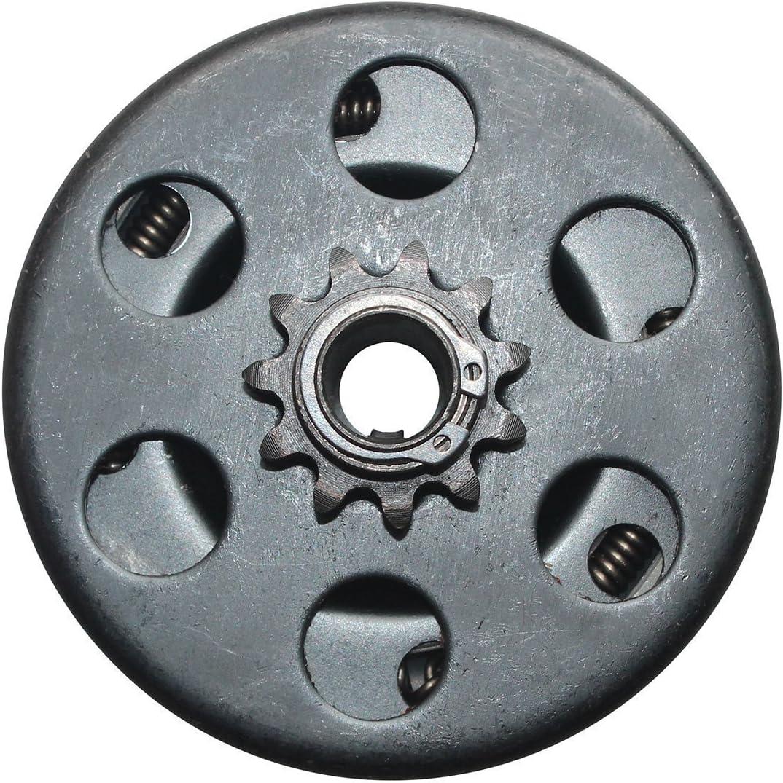 Clutch /& Chain Combo # 35 Chain,Mini Bikes,Go Carts 3 HP Thru 8 HP Engines 5//8
