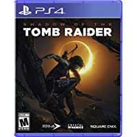 Shadow of the Tomb Raider Standard Edition for PlayStation 4 by Square Enix