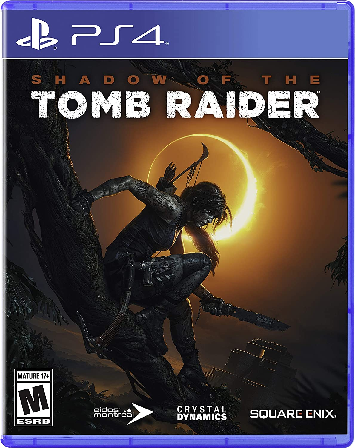 Shadow Of The Tomb Raider   Play Station 4 by By    Square Enix