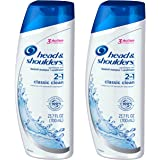 Head and Shoulders Classic Clean 2-in-1 Anti-Dandruff Shampoo + Conditioner 2