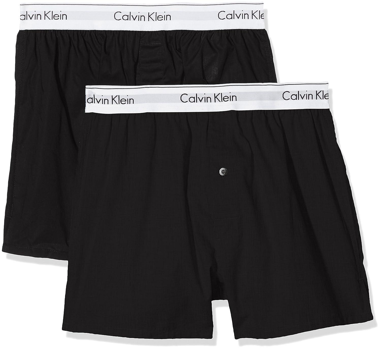 TALLA S. Calvin Klein Bóxer para Hombre