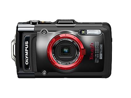 Olympus Tg  Ihs Digital Camera Black