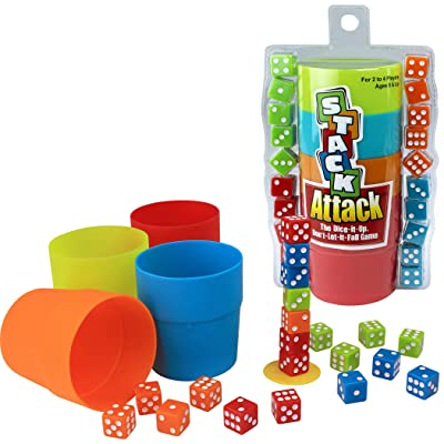 PlayMonster Stack Attack: Toys & Games