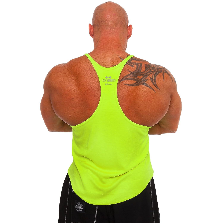 KODOO Palestra Uomo Canotta Bodybuilding Canottiera Smanicato Cotone Sport Tank Top Bodybuilding Senza Maniche