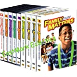 Family Matters Seasons 1-9 Complete Series DVD
