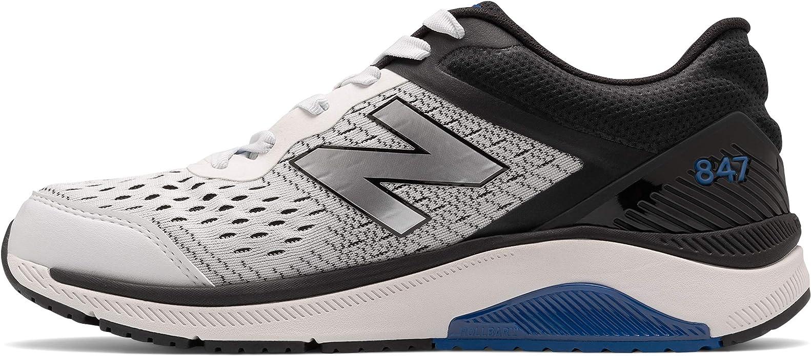 New Balance Men's 847 V4 Walking Shoe