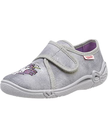 3666f319e Chaussons fille   Amazon.fr