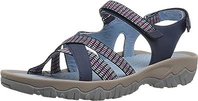 Tayna Sandal, Navy Blue