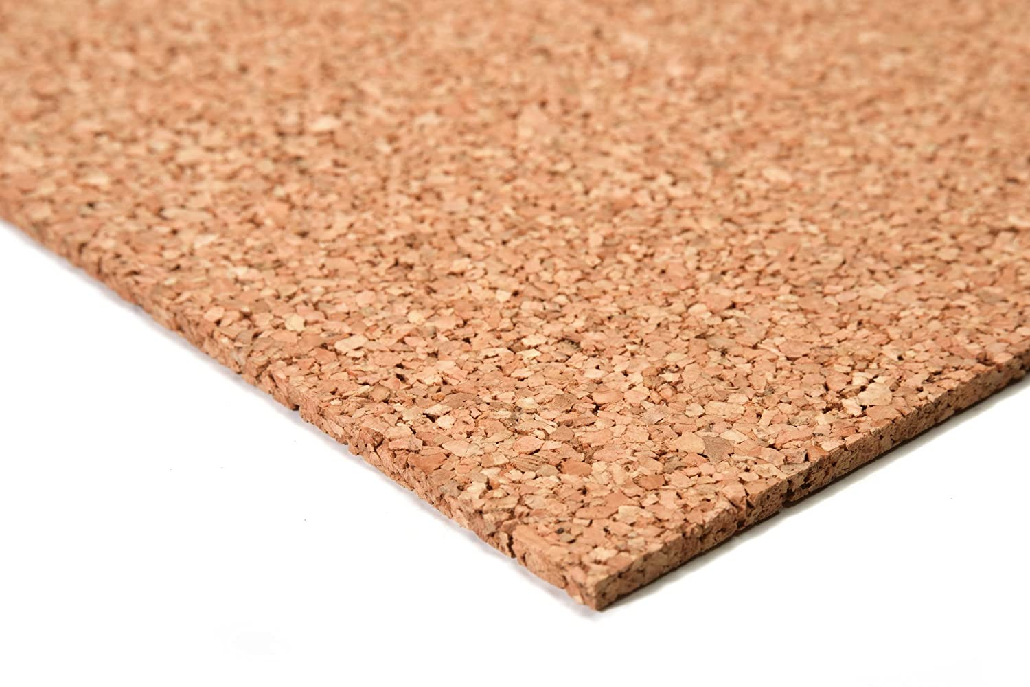 High quality cork board 100x300cm, 5mm ✓ Elastic ✓ Non-polluting ✓ Antistatic | Suitable as Bulletin board, Acoustic insulation for floors, Thermal insulation, Wall decor acerto