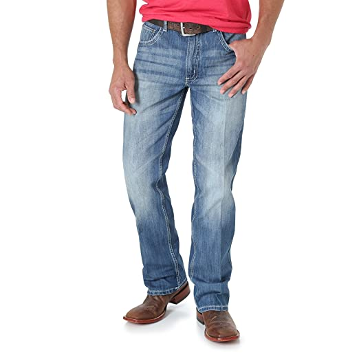 8743bb31 Image Unavailable. Image not available for. Color: Wrangler Men's 20X  Collection Vintage Bootcut Jean ...