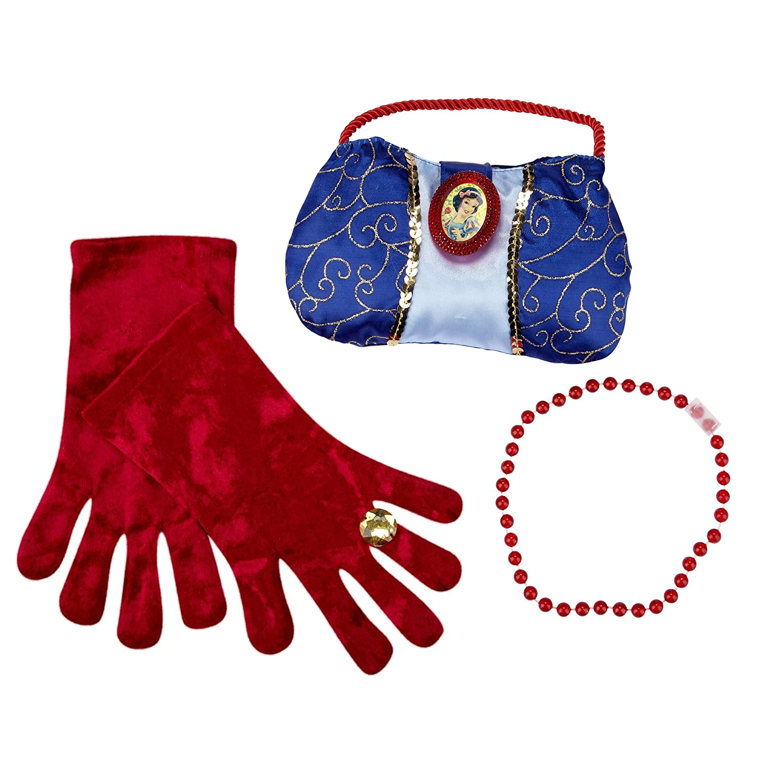 Snow White Bling Deluxe Purse Set