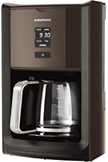 melitta 100801 optima timer kaffeefiltermaschine schwarz edelstahl. Black Bedroom Furniture Sets. Home Design Ideas