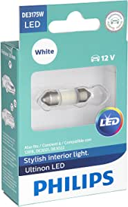 Philips DE3175 Ultinon LED Bulb, 1 Pack